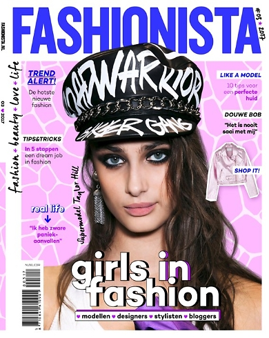 Fashionista - 14 nummers EUR 34,50