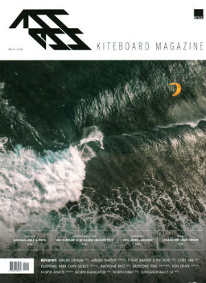 Access kiteboard magazine Cadeau